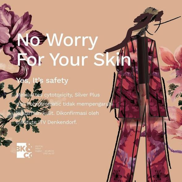 no worry for your skin